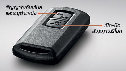Honda Click 150i 2019 กุญแจรีโมท