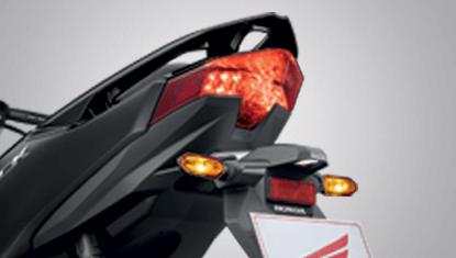 Honda Click 150i 2019 ไฟท้าย