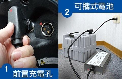 Suzuki e-Ready ระบบชาร์จ