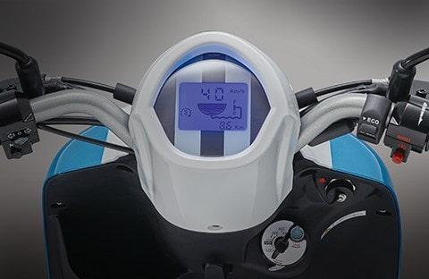 Suzuki e-Ready ไฟท้าย