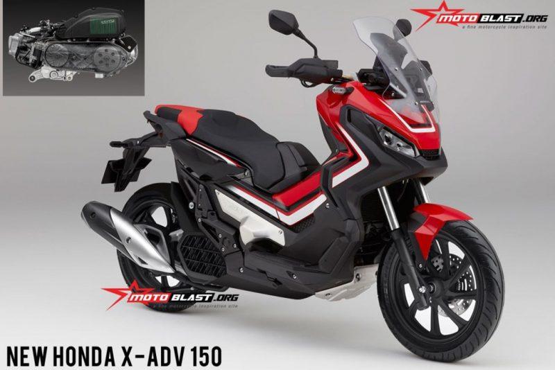 X-Adv 150cc