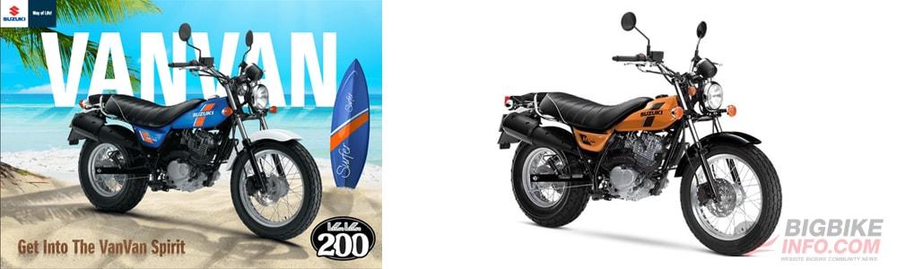 ซูซูกิ แวนแวน 200
