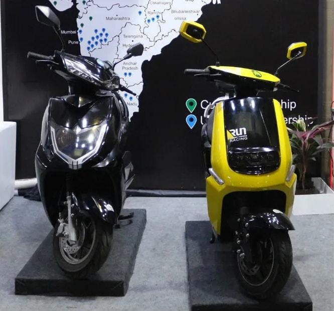 มอเตอร์ไซค์ทั้ง 2 แนวคิด Avan Motors