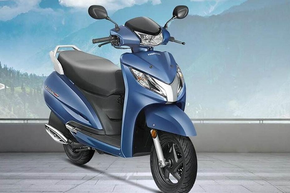 เตรียมเปิดตัว Honda Activa 125 FI ในปี 2019