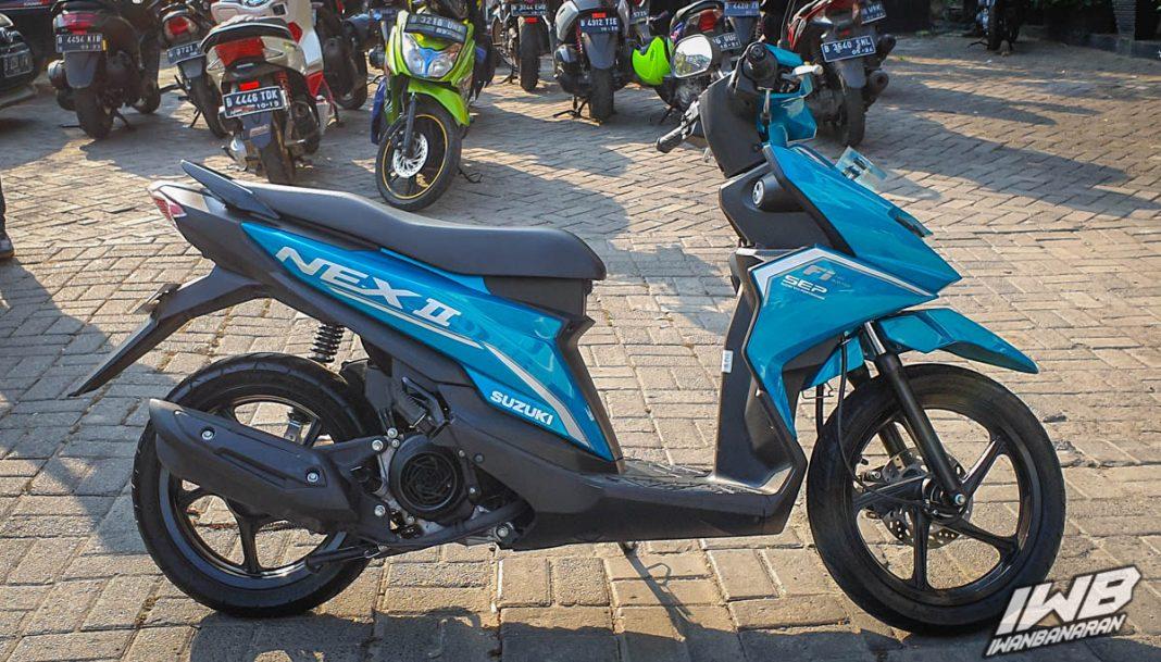 NEX II Cross 2020 ด้านข้าง
