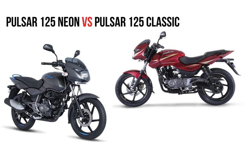 วิเคราะห์เครื่องยนต์ Bajaj Pulsar 125 Neon และ Bajaj Pulsar 125 Classic จักรยานยนต์จากอินเดีย