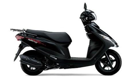 Suzuki Address 125 2020 คลาสสิก-สีดำ