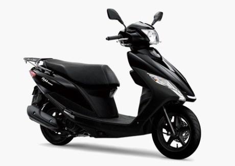Suzuki Address 125 2020 สปอร์ต-สีดำ