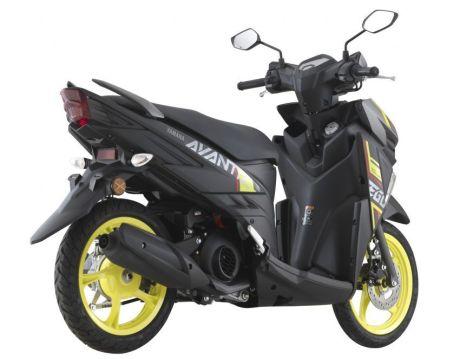 Yamaha Ego Avantiz ช่วงท้าย