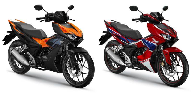 สีใหม่ Honda Winner 150 2020