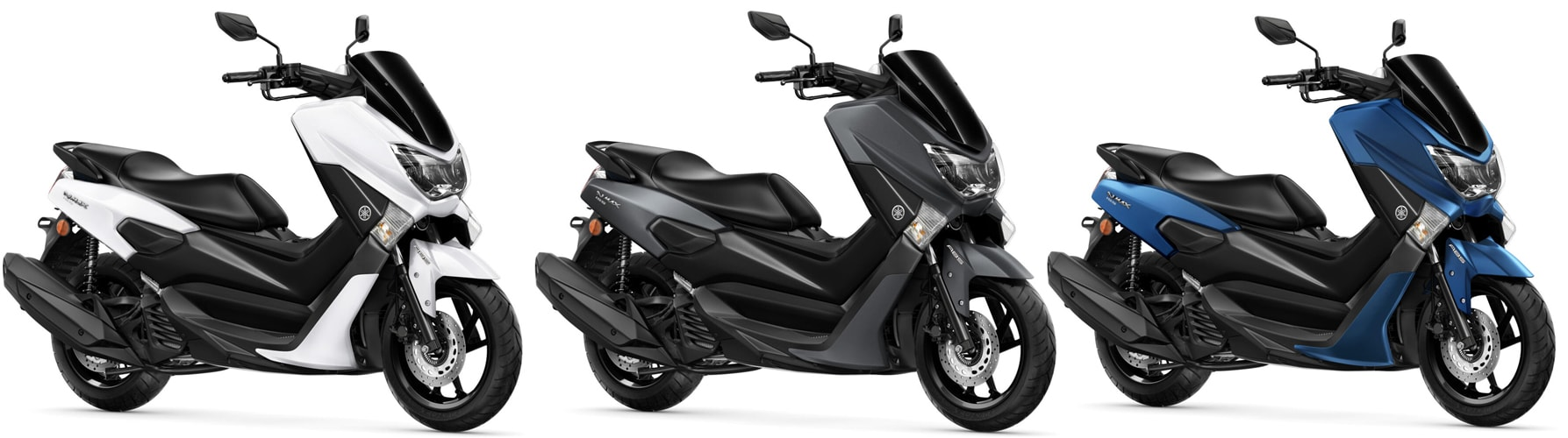 สีใหม่ Nmax 155 2020 เวอร์ชั่นยุโรป