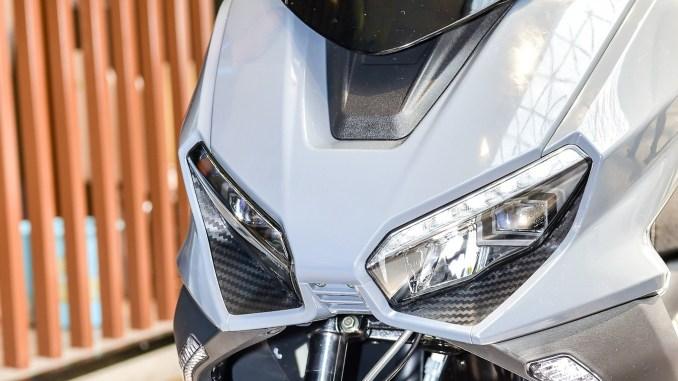 ไฟหน้า LongJia VMAX 300