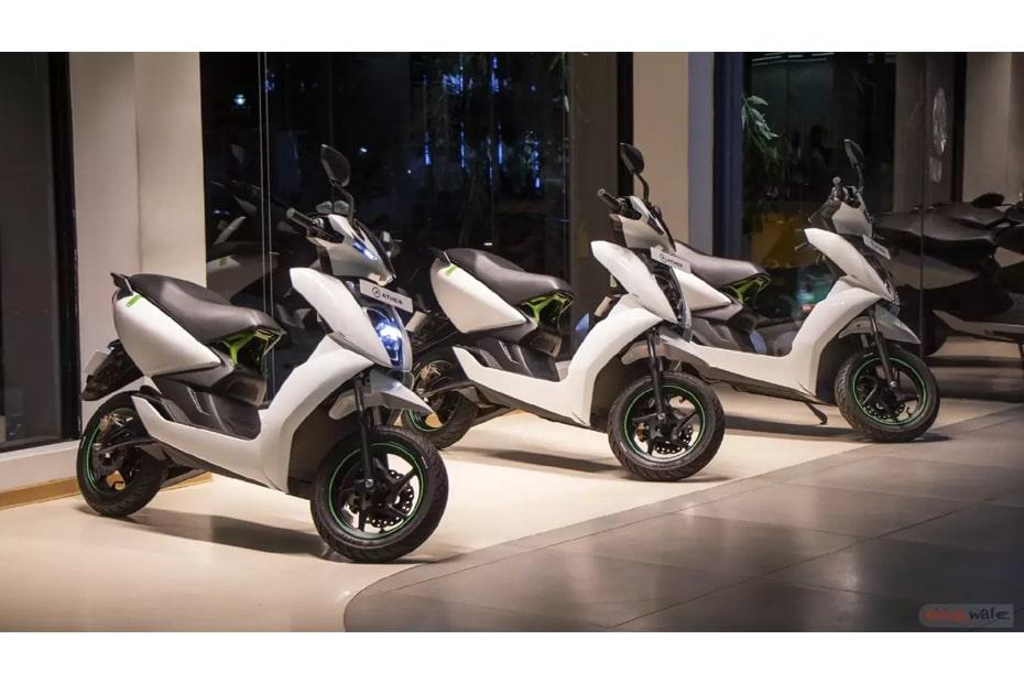 Ather Energy เตรียมเปิดตัวรถจักรยานยนต์ไฟฟ้าเวอร์ชั่นใหม่