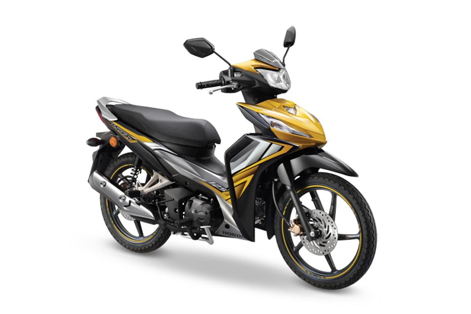 อัพเดทสีใหม่ Honda Dash 125 2020 เปิดตัวอย่างเป็นทางการที่มาเลเซีย