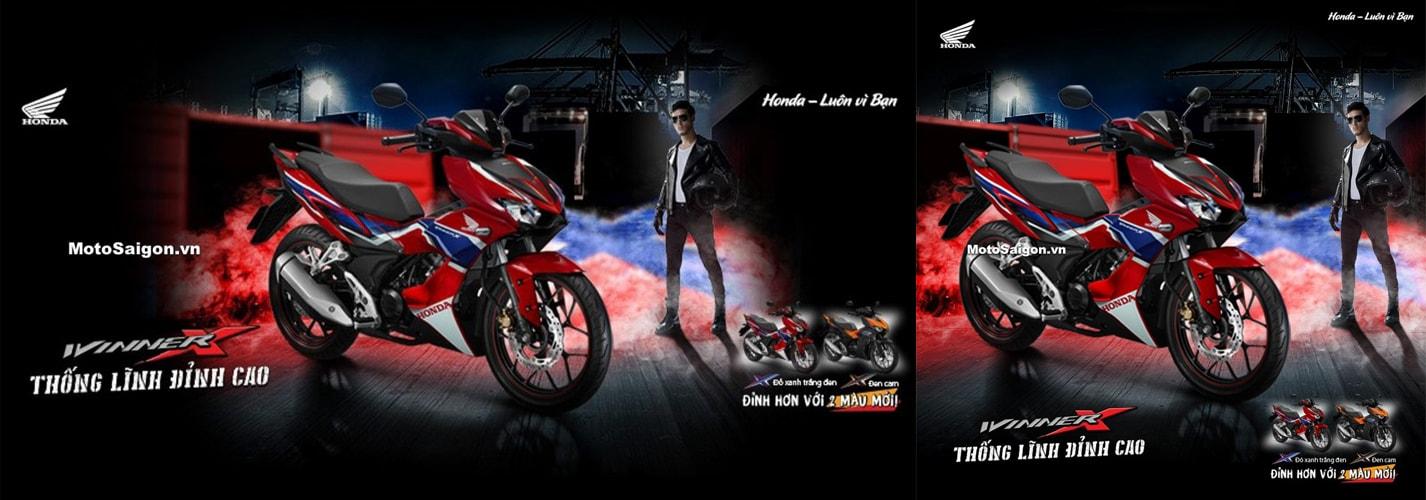 Honda Winner X 2020