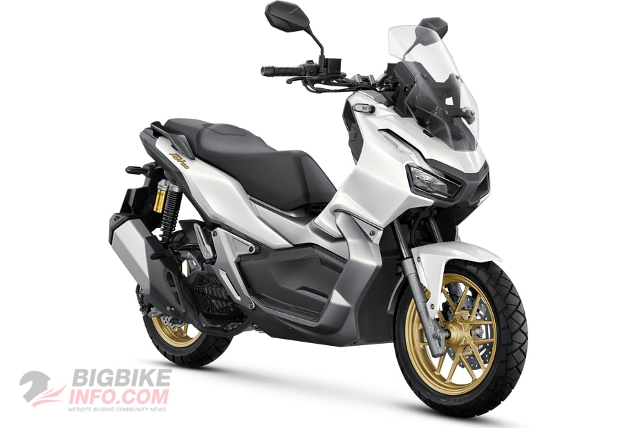 New ADV150 2020 สีขาว