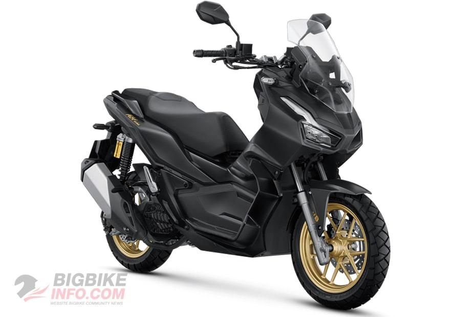 New ADV150 2020 สีดำ
