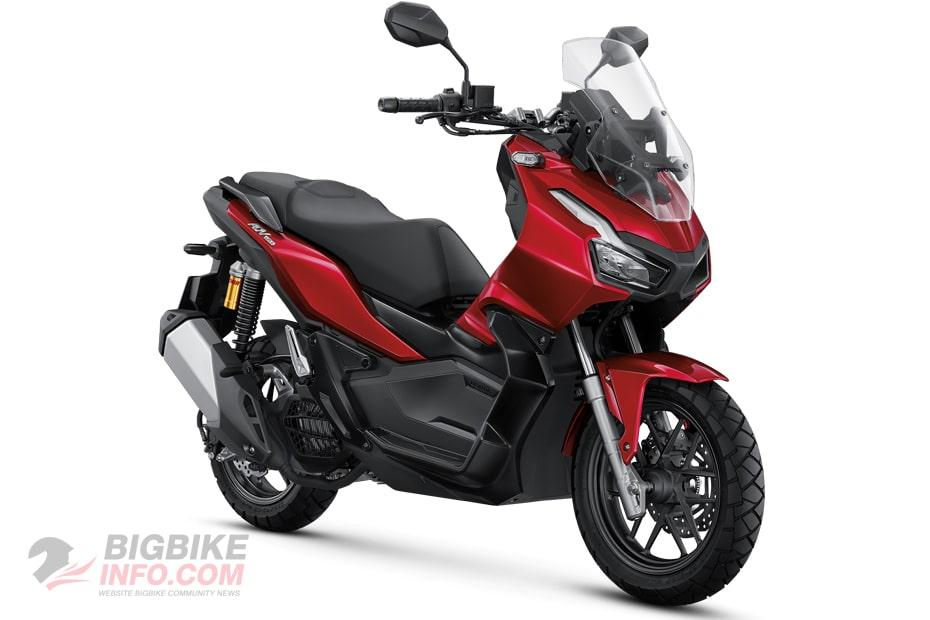New ADV150 2020 สีแดง