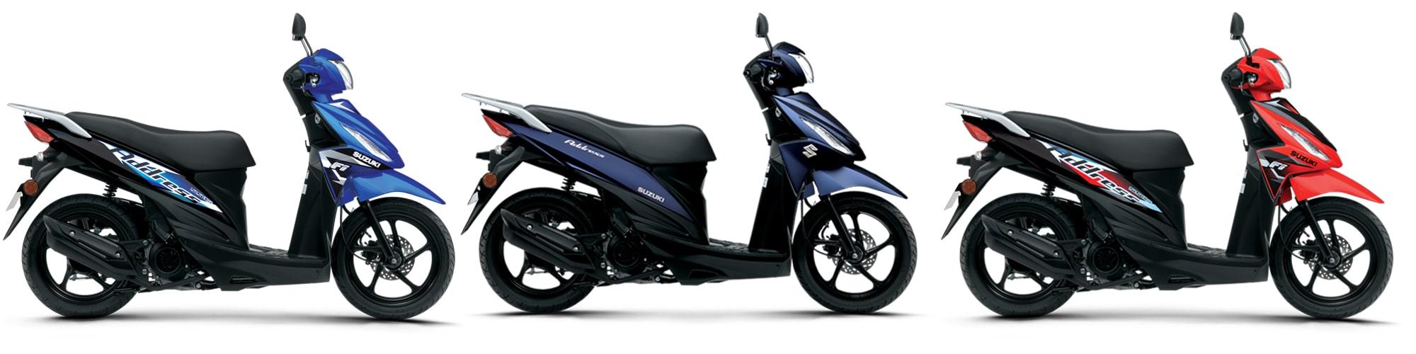 New Suzuki Address