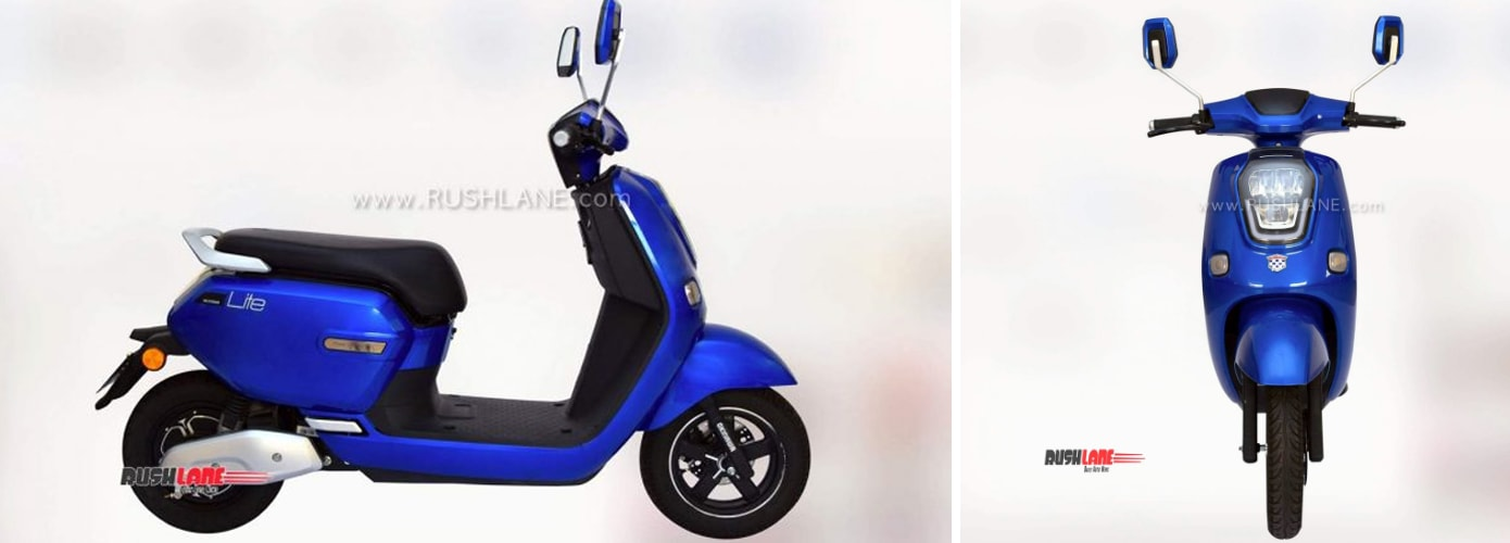 Okinawa Lite สีใหม่ Sparkle Blue