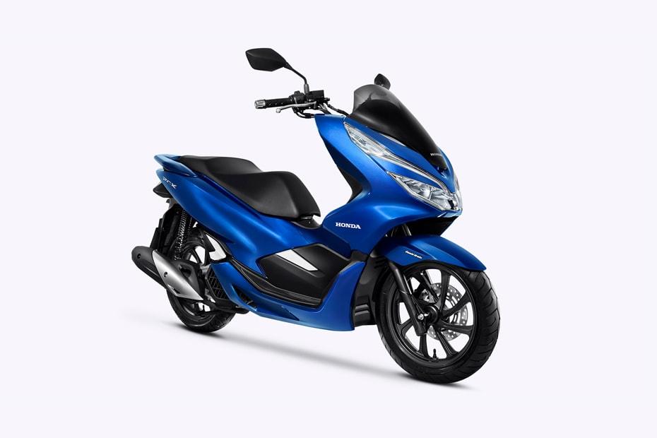 PCX150 2020 สีน้ำเงิน