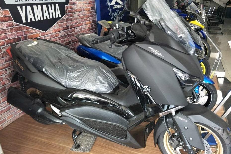Yamaha อินโดนีเซีย คาดเตรียมเปิดตัว Yamaha XMAX 250 Signature รุ่นพิเศษ