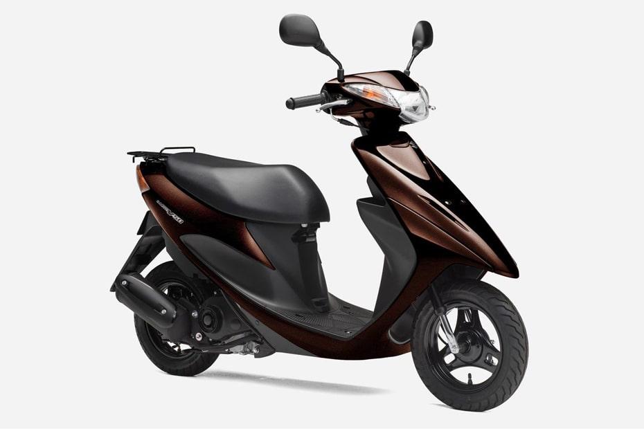 เปิดตัว Suzuki Address V50 2020 สีใหม่ เตรียมเปิดตัวอย่างเป็นทางการในญี่ปุ่น