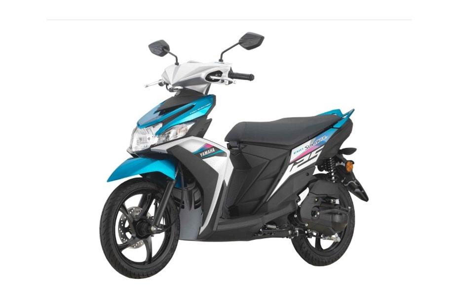 อัพเดทสีใหม่ Yamaha Ego Solariz 2020 เปิดตัวอย่างเป็นทางการที่มาเลเซีย