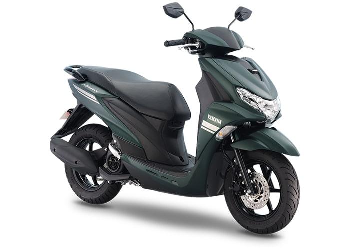 Mio Gravis 2020 สีเขียว