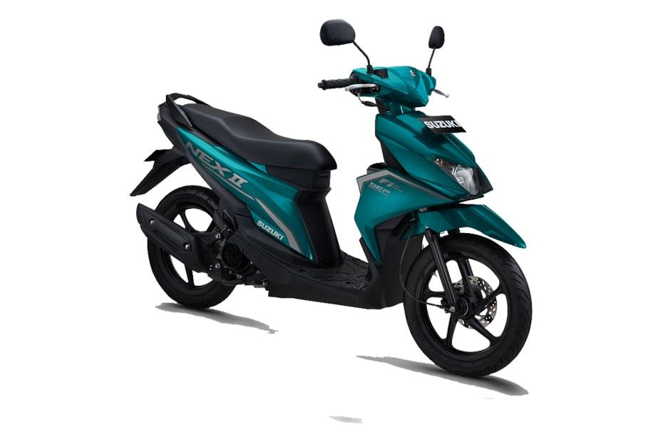อัพเดทสีใหม่ New Suzuki Nex II 2020 อย่างเป็นทางการ