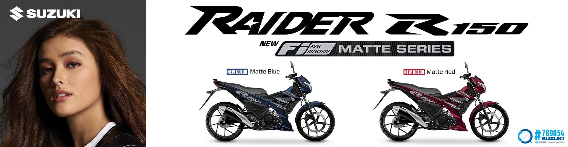 Raider R150 FI 2020