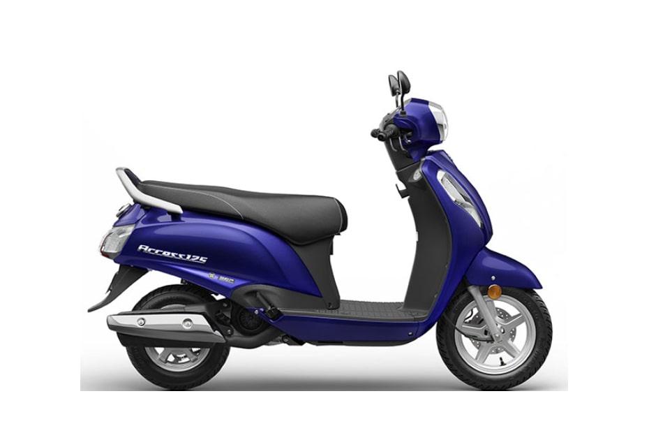 Suzuki Access 125 BS6 อัพเดทสีใหม่ รุ่นพิเศษ เปิดตัวในอินเดีย