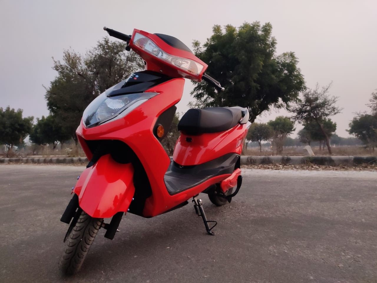 BattRE LoEV e-scooter