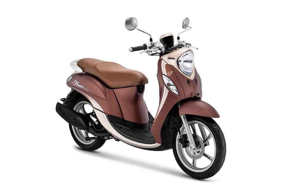 เปิดตัว Yamaha Fino 2020 เวอร์ชั่นใหม่ เปิดตัวในอินโดนีเซีย