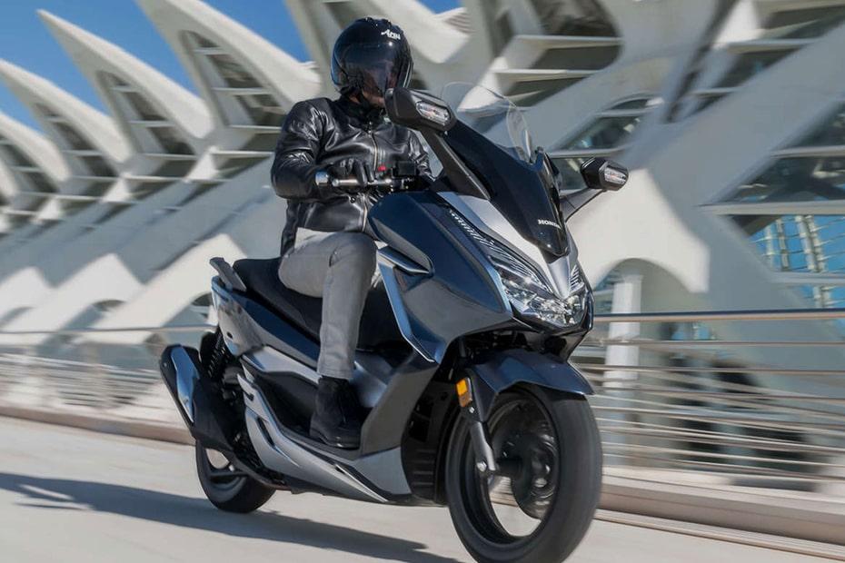 สกูตเตอร์ใหม่ Honda Forza 300 2020 เผยรายละเอียดข้อมูลที่น่าสนใจ