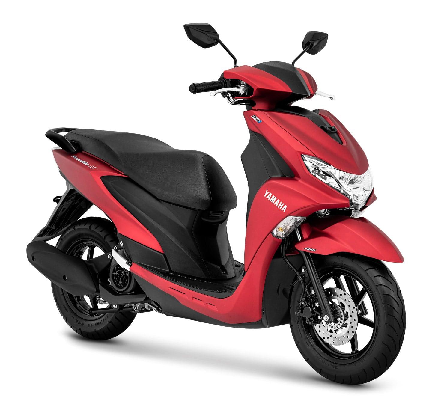 Freego สีใหม่ 2020 สีแดง