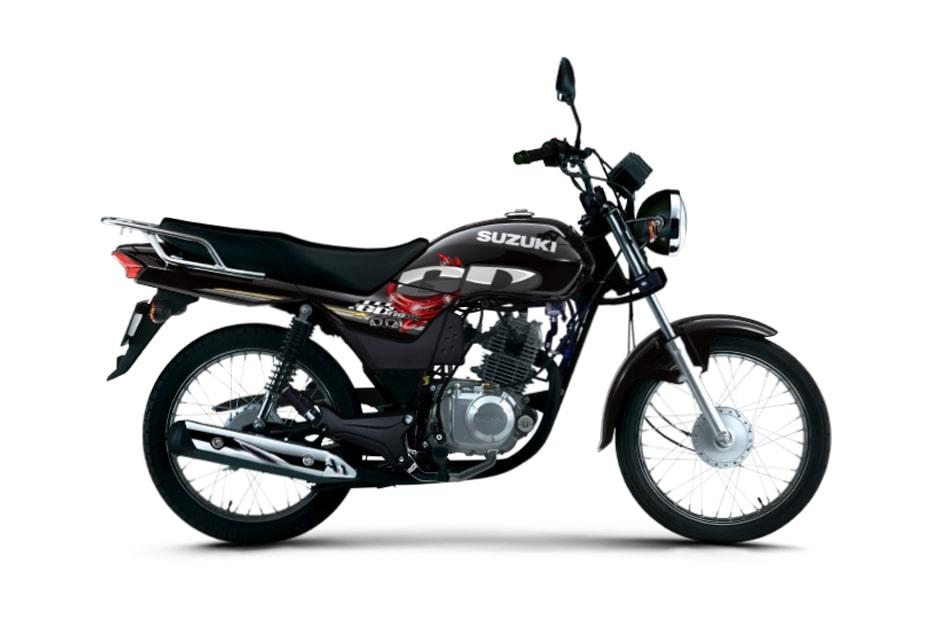 GD110HU สีดำ