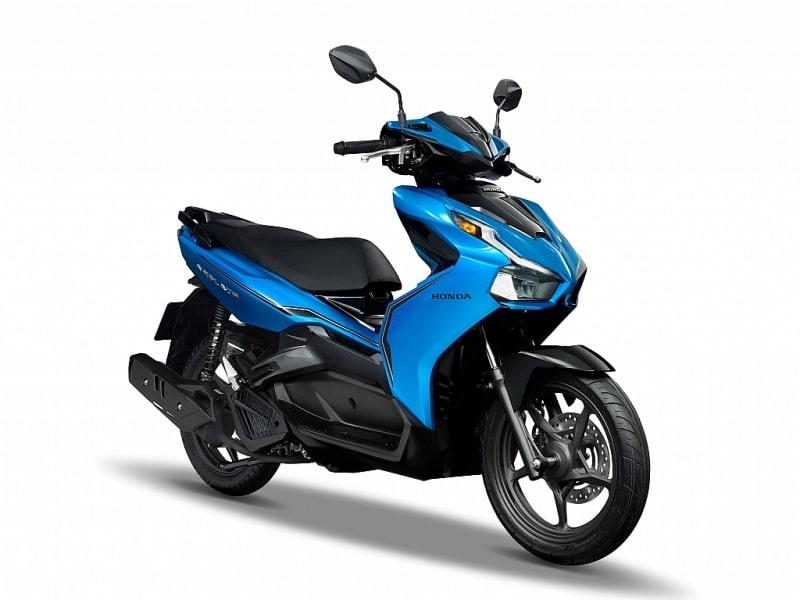 Honda Air Blade สีฟ้า