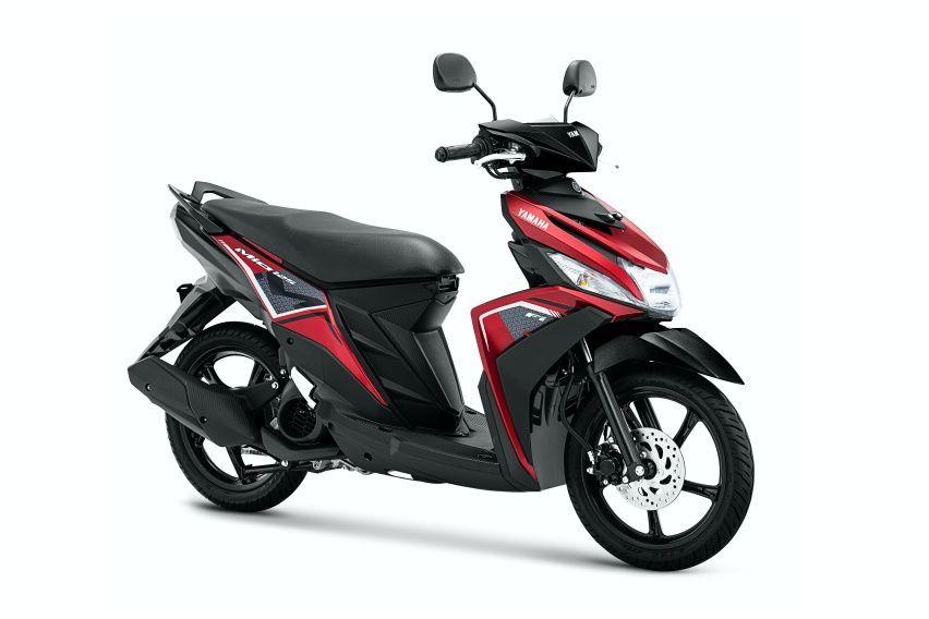 Mio M3 2020 สีแดง