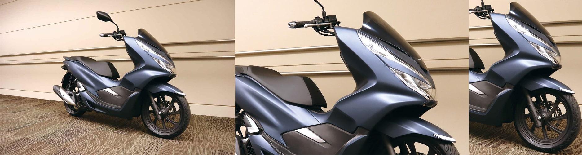 PCX 125 2020 สีใหม่ Blue Metallic