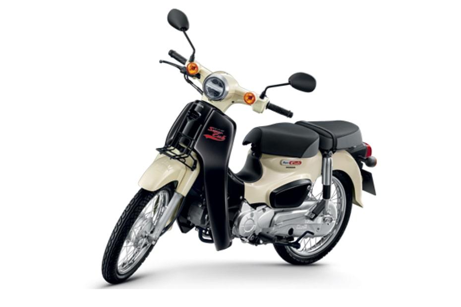 อัพเดทสีใหม่ Honda Super Cub 110 Black Edition เปิดตัวในไทย