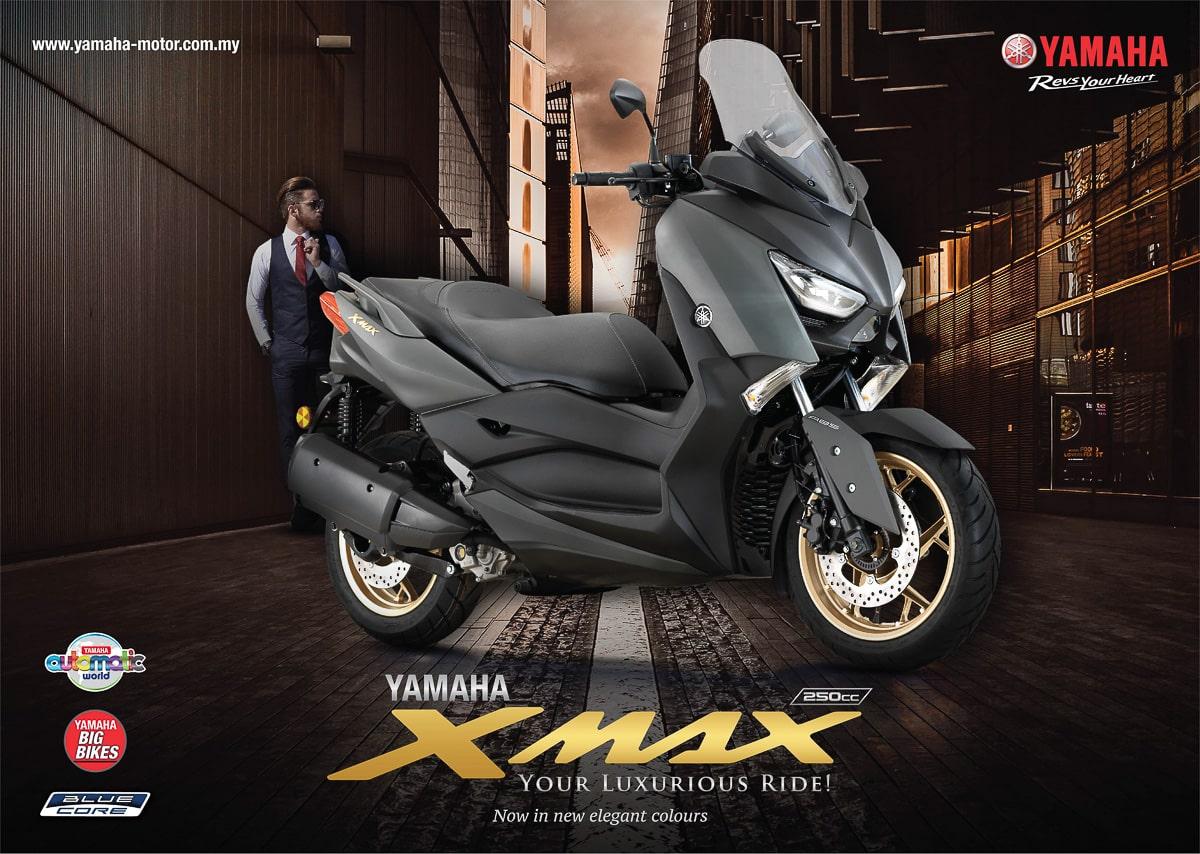 X-Max 2020