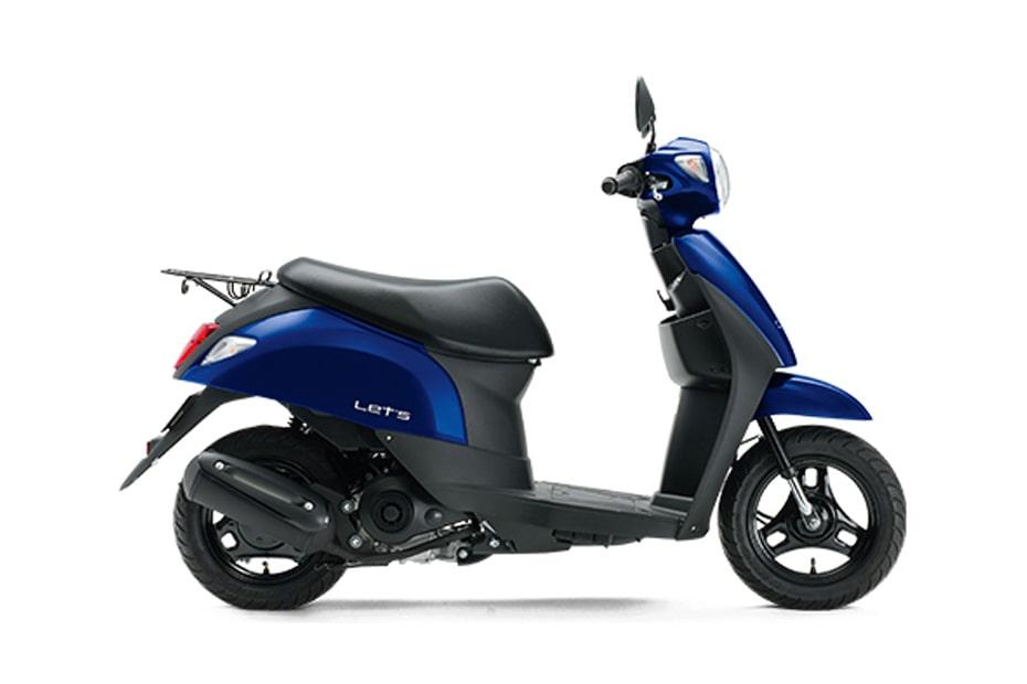 เผยรายละเอียด Suzuki Let's 50 2020 ในญี่ปุ่นราคา 166,100 เยน