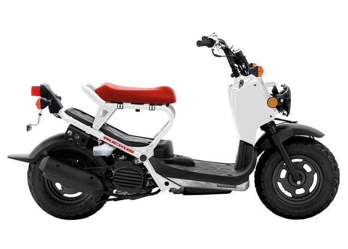 ฮอนด้า Ruckus 2020 สีขาว