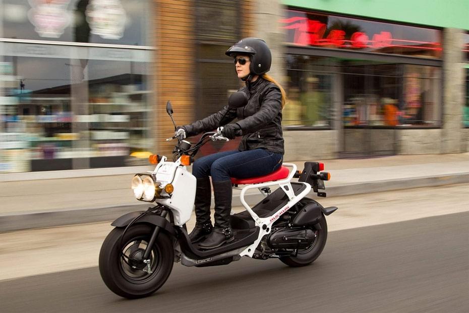 ใหม่ Honda Ruckus 2020 จักรยานยนต์กระทัดรัดที่โดดเด่นไม่ซ้ำใคร