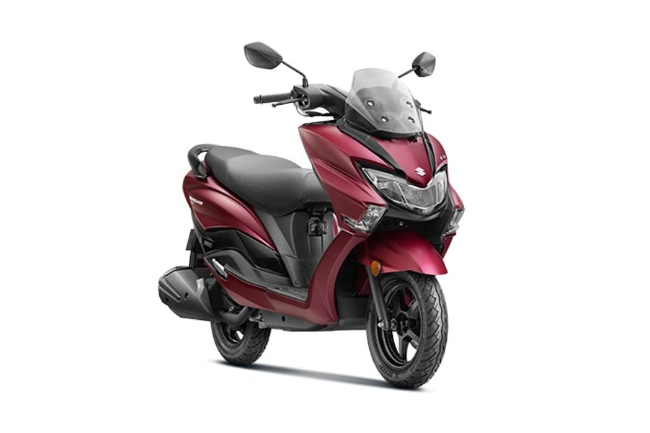 ใหม่ Suzuki Burgman Street 125 2020 รุ่น BS6 เปิดตัวในอินเดียที่ 77,900 รูปี