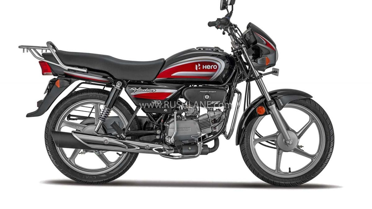 Hero Splendor Plus BS6