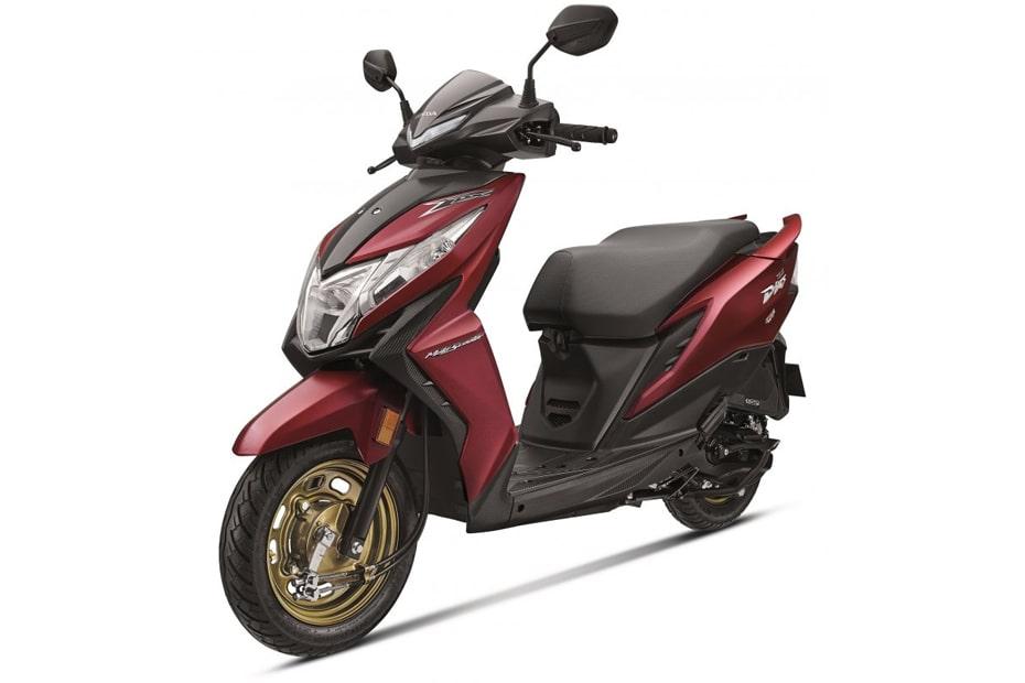 ใหม่ Honda Dio 2020 เปิดตัวอย่างเป็นทางการอินเดียในราคา 59,990 รูปี