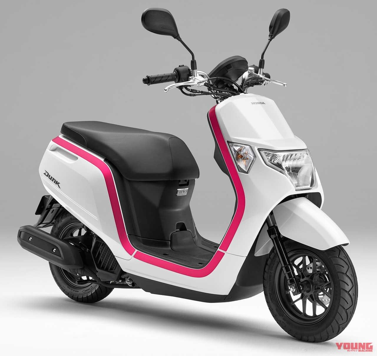 Honda Dunk 2019