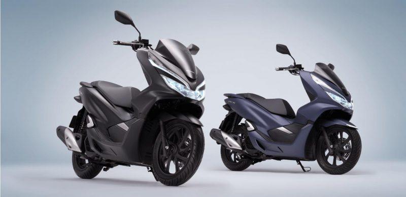 Honda PCX150 และ PCX150 ABS